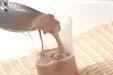 ココアバナナ豆乳の作り方2