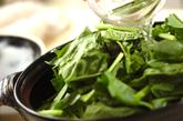 豚肉と野菜の蒸し焼き・韓国風つけダレの作り方2