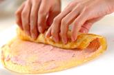ひとくちロールケーキの作り方4