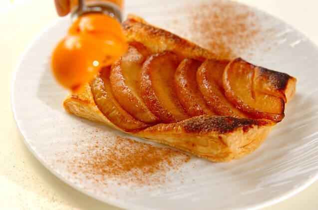 お手軽アップルパイの作り方の手順7