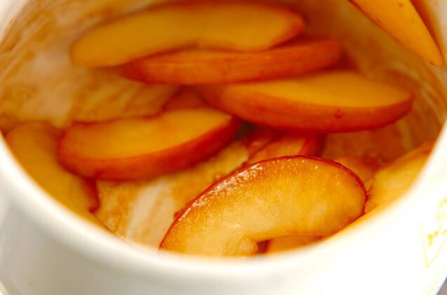 お手軽アップルパイの作り方の手順4