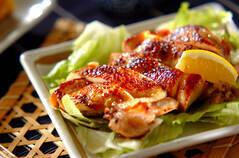 チキンの塩マリネ焼き