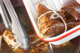 栗入り中華ちまきの作り方15