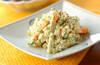 根菜サラダの作り方の手順