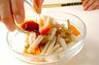 根菜サラダの作り方の手順3