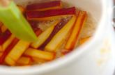 サツマイモの甘煮の作り方2