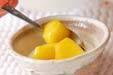 リンゴのカラメル炒めの作り方4