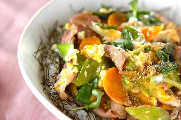 【基本レシピ】他人丼の作り方!食材別のアレンジ10選も◎の画像