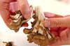 パリパリ素麺のクリームソースの作り方の手順4