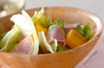 マンゴーのサラダ