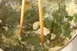 モロヘイヤのスープの作り方2