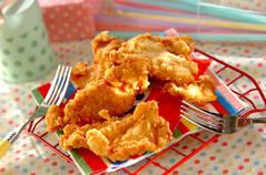 鶏むね肉のやわらかフライドチキン