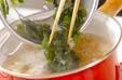 豆腐とワカメのお吸い物の作り方6