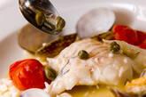 白身魚のアサリ煮の作り方4