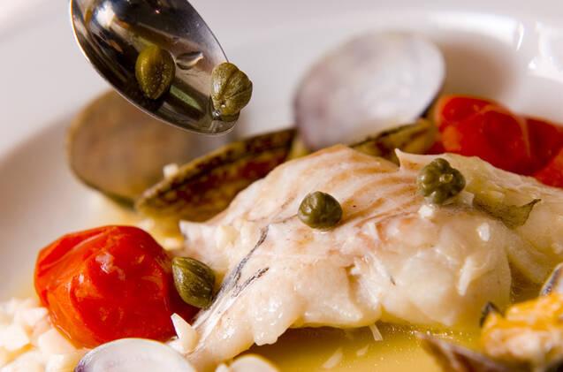 白身魚のアサリ煮の作り方の手順4