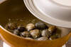白身魚のアサリ煮の作り方の手順3