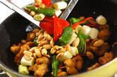 鶏肉とピーナッツの炒め物の作り方8