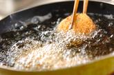里芋コロッケの作り方3