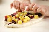 サツマイモと甘納豆のパンの作り方10
