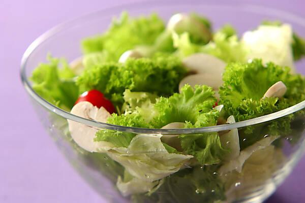 シンプルサラダ