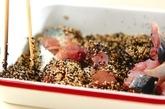 サバのゴマ照り焼きの作り方1