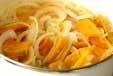 和風カボチャスープの作り方1
