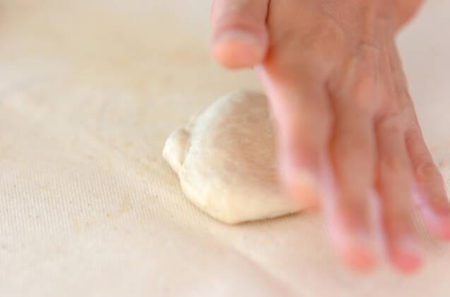 そば粉の三日月ロールの作り方の手順5
