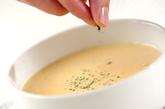 みそコーンスープの作り方3