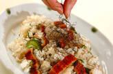 ウナギの混ぜご飯の作り方8