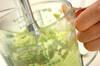 豆腐のアボカドドレッシングがけの作り方の手順2
