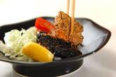 鮭のゴマまぶし焼きの作り方6