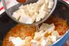 マーボー豆腐の作り方の手順7