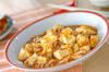 マーボー豆腐の作り方の手順