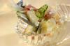 リンゴとハムのサラダの作り方の手順6