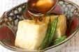 揚げだし豆腐の作り方4