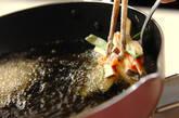 サツマイモのかき揚げの作り方7