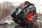 焼きパプリカのマリネの下準備1