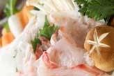鯛シャブ鍋