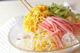 具たっぷり冷麺の作り方11