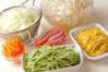 具たっぷり冷麺の作り方の手順5