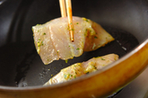 モロッコ風魚のソテーの作り方2