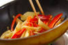 モロッコ風魚のソテーの作り方の手順6