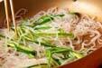糸コンニャクの炒め煮の作り方3