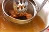 ジュンサイのみそ汁の作り方の手順3
