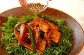 鶏肉のピリ辛焼きの作り方3