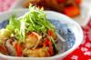 たっぷり野菜あんかけの揚げ出し豆腐の作り方の手順