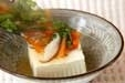 あんかけ豆腐の作り方3