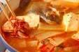 カレイのキムチ煮の作り方9