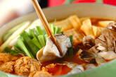 キムチ鍋の作り方11