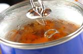 カボチャの含め煮の作り方2